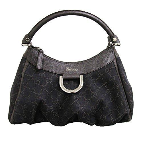 8a073bcf85d1ee Gucci Hobo Brown Denim Bag Handbag 265692. Return to Previous Page. lightbox